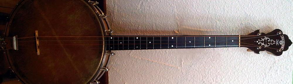 Triple-X Banjo